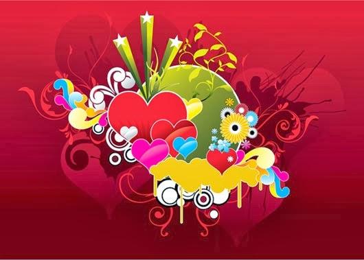 Vector Art Heart
