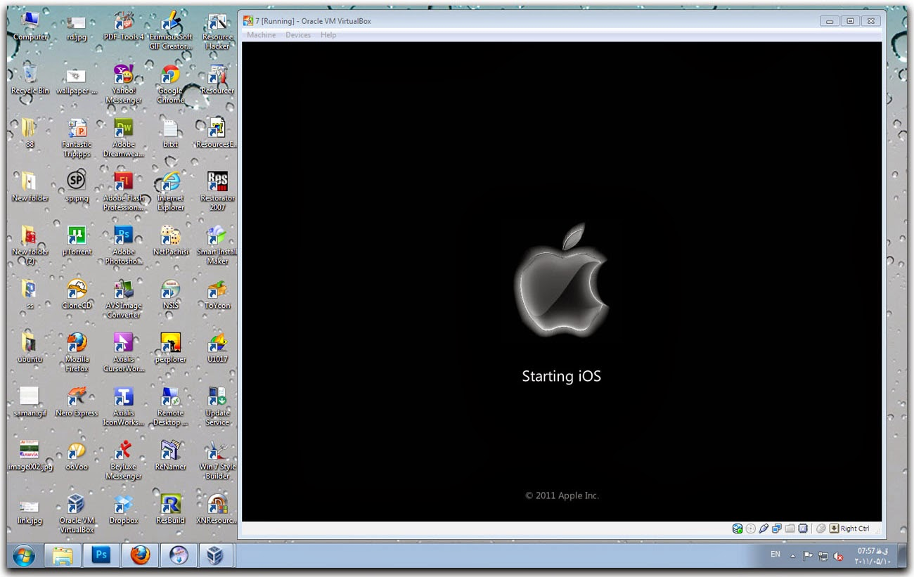how to get windows 95 on ios