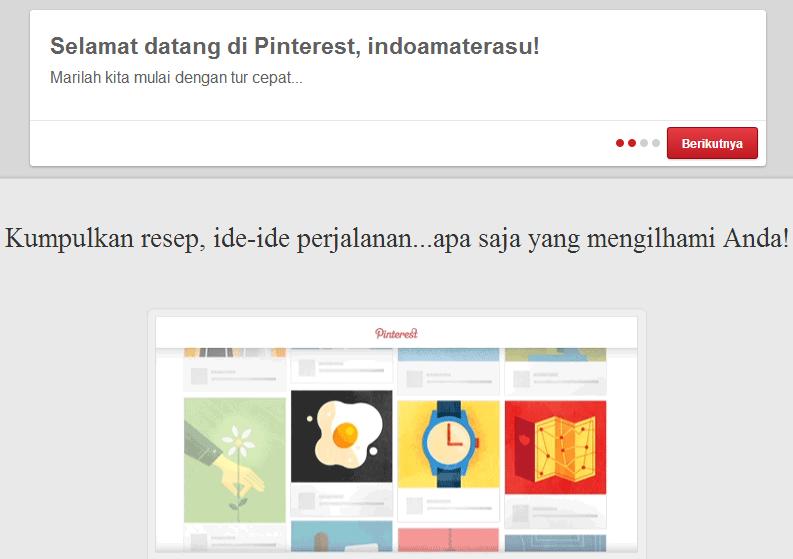 Meningkatkan Jumlah Penjung Blog Dengan Pinterest 4