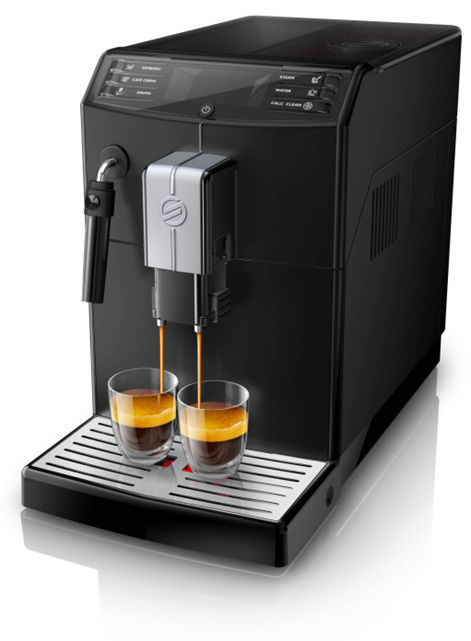 Machine A Cafe Avec Bac A Grain Changeable