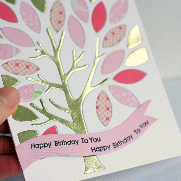 Leigh Penner Chickaniddy Crafts Spring Card 2