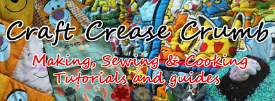 Craft Crease Crumb
