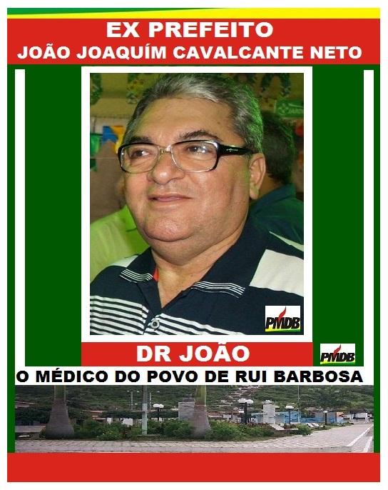 EX PREFEITO DR JOÃO