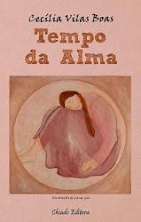 """Autora do livro """"Tempo da Alma"""", Chiado Editora, 2014"""