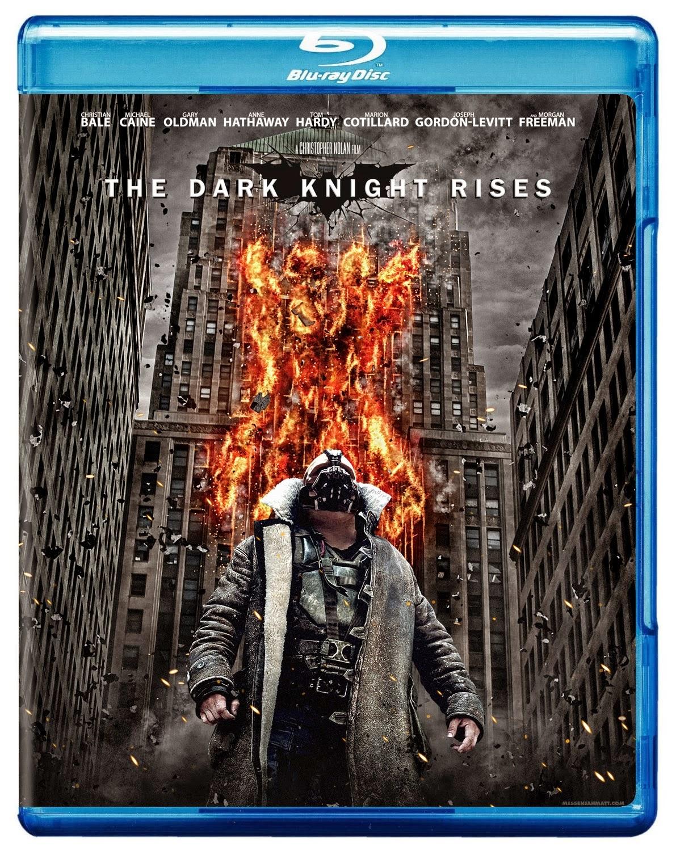 Batman The Dark Knight Rises - แบทแมน อัศวินรัตติกาลผงาด