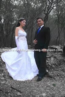 Pre Wedding Kawah Putih