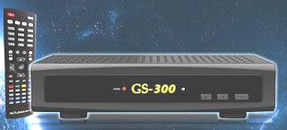 GLOBALSAT GS300 HD SMART MAIS UMA NOVA ATUALIZAÇÃO - 14/06/2013