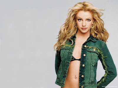 Britney Spears Wallpaper-1280x1024-04