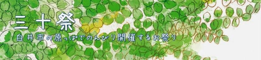 三十祭【平成26年の開催】