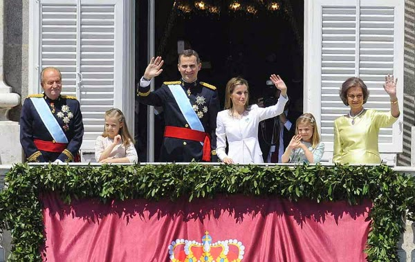 Viva Felipe VI Rey de Espana!