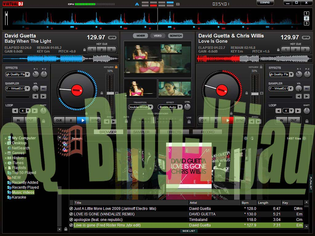 Free download virtual dj pro 7 4 build 449 crack best for Free virtual builder