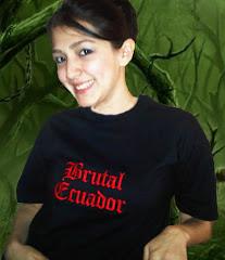 BRUTAL ECUADOR