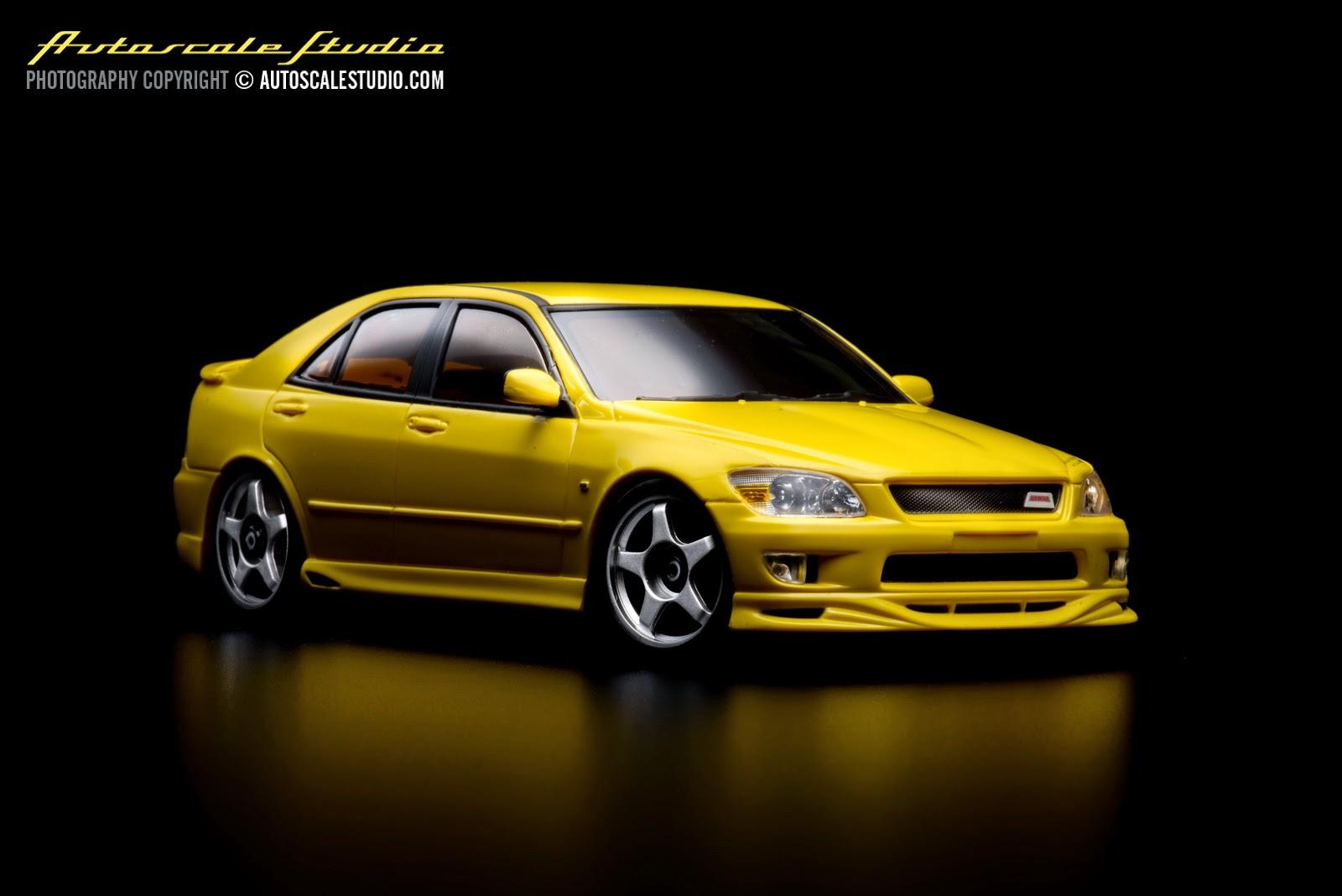 Mzc9y Toyota Altezza 280t Tom S Lexus Is200 Yellow