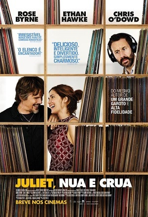 Filme Juliet, Nua e Crua 2018 Torrent