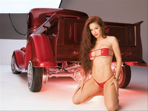 Pontiac gto bikini pics
