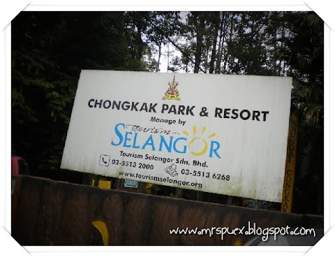 Weekend Outing - Sungai Congkak, Hulu Langat-PART 1