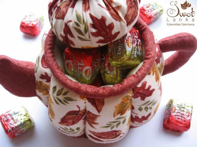 шкатулка для конфет