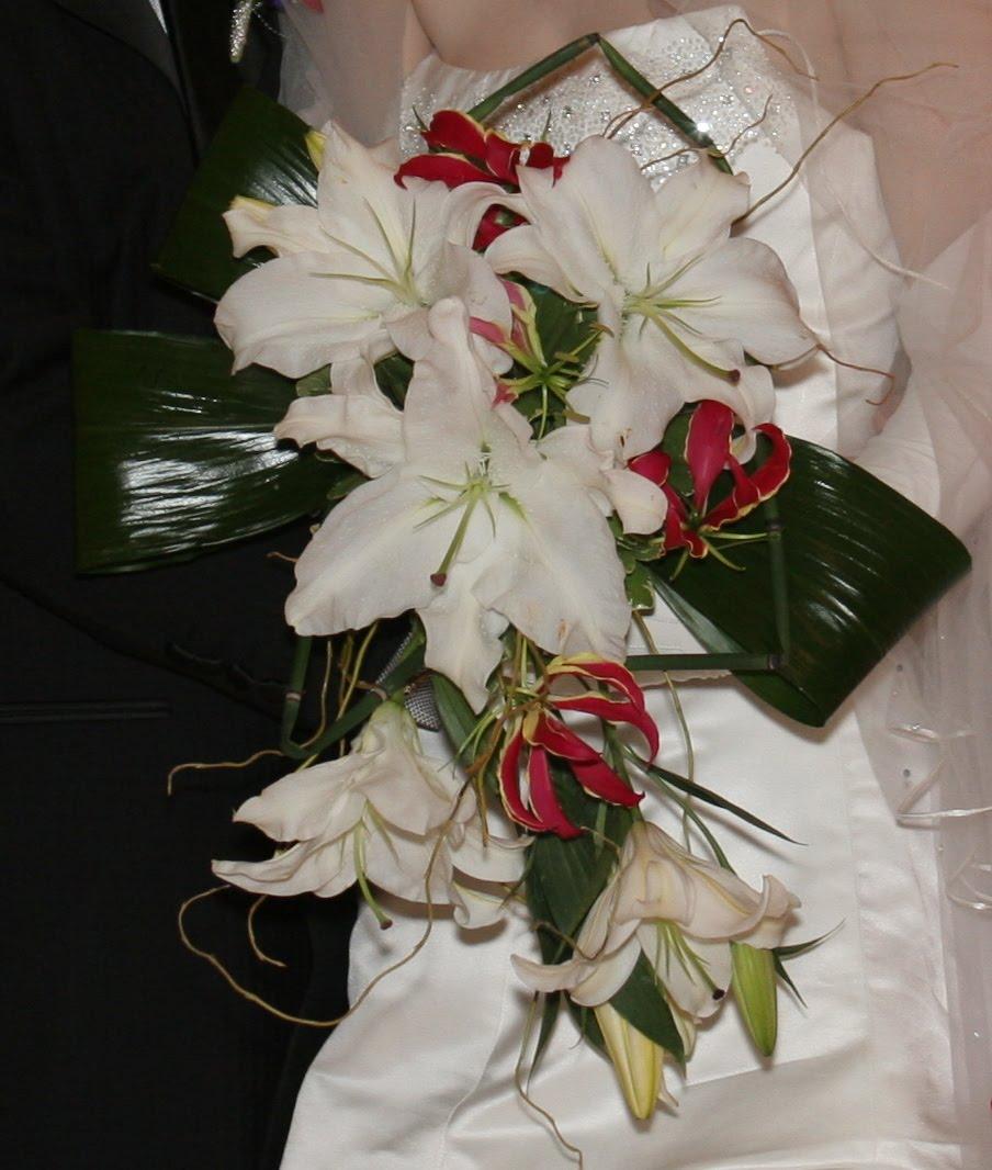 My Posh DIY Wedding: Wedding Party & Family Flowers