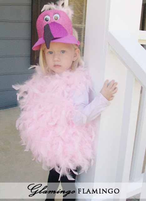 Flamingo Halloween Costume Pattern http://www.flamingotoes.com/2011/10/crush-of-the-week-think-pink-features-24/