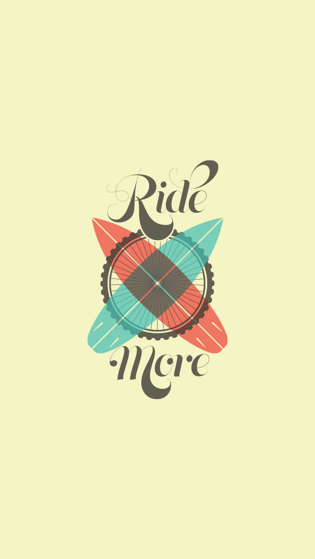 To Resolve Project - ride more