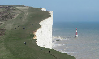 Amazing White Cliffs of Dover