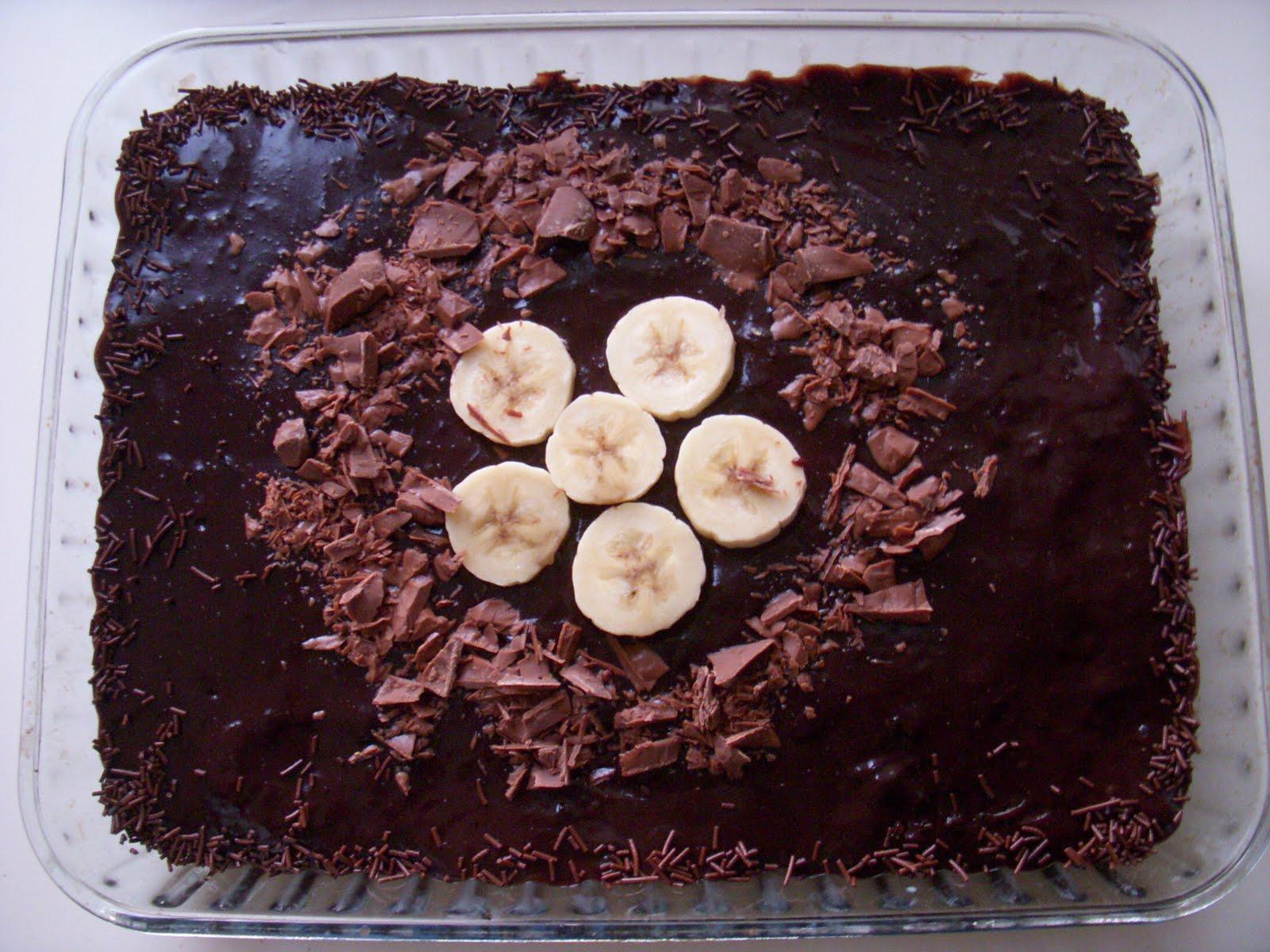 Çikolata Soslu Etimek Tatlısı Videosu