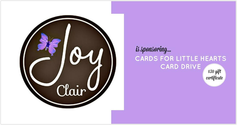 Joy Clair Sponsor