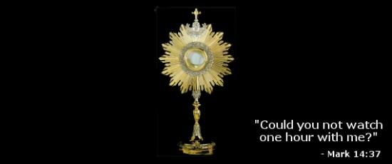 Da Mihi Animas: The Evangelizing Power of Eucharistic Adoration