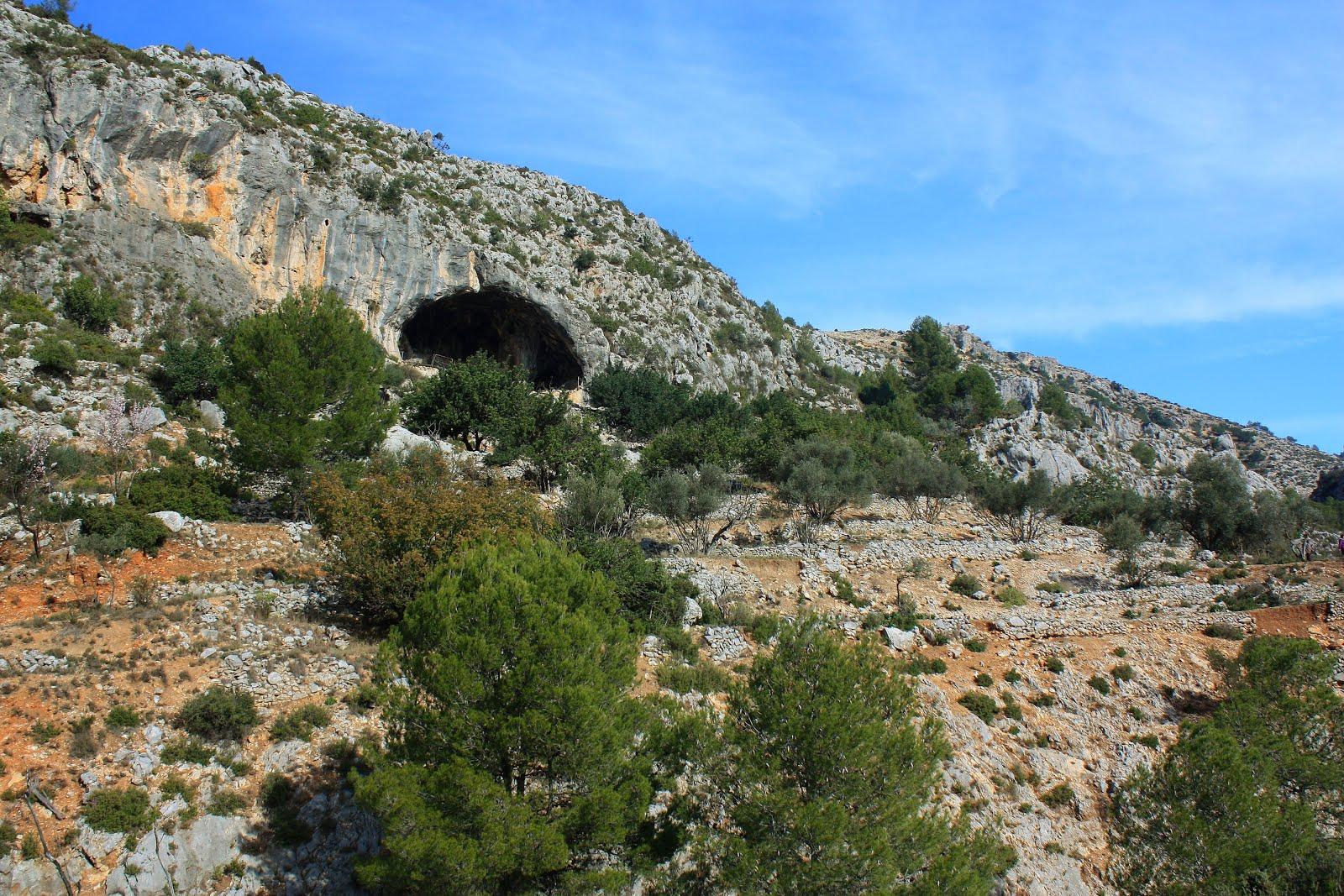 Cova del Gorgori (Vall de Perputxent)