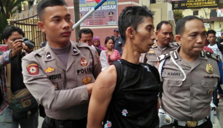 Ketahuan Bawa Sabu Dalam Bakso Pengunjung Tahanan Polrestabes Medan Nginap di Hotel Prodeo