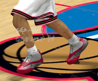 NBA 2K13 Reebok Answer IV Shoes Mods