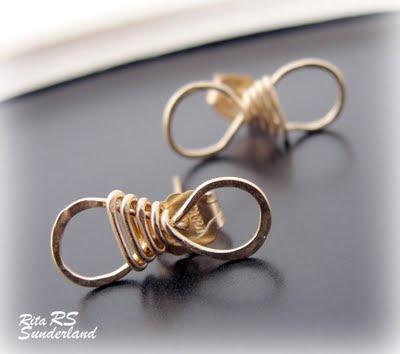 gold infinity jewelry