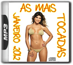 Download  musicasBAIXAR CD Vários Artistas   As Mais Tocadas de Janeiro 2012