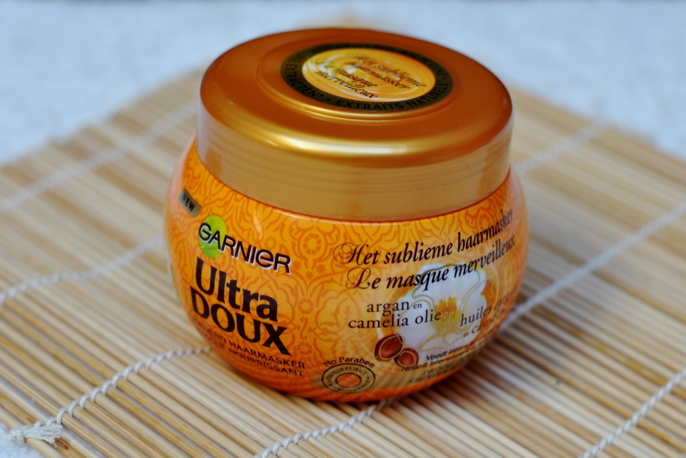 garnier ultra doux masque sublime