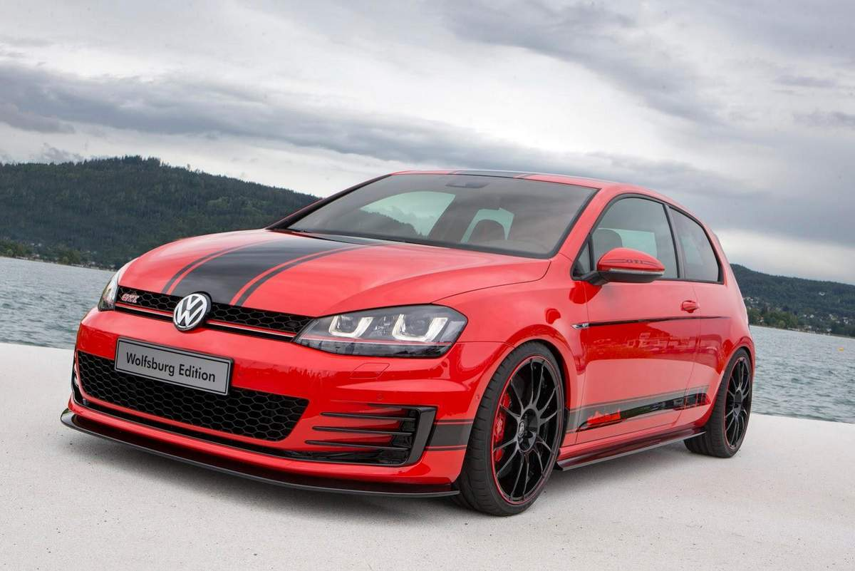 golf gti wolfsburg s rie especial tem motor com 380 cavalos car blog br. Black Bedroom Furniture Sets. Home Design Ideas