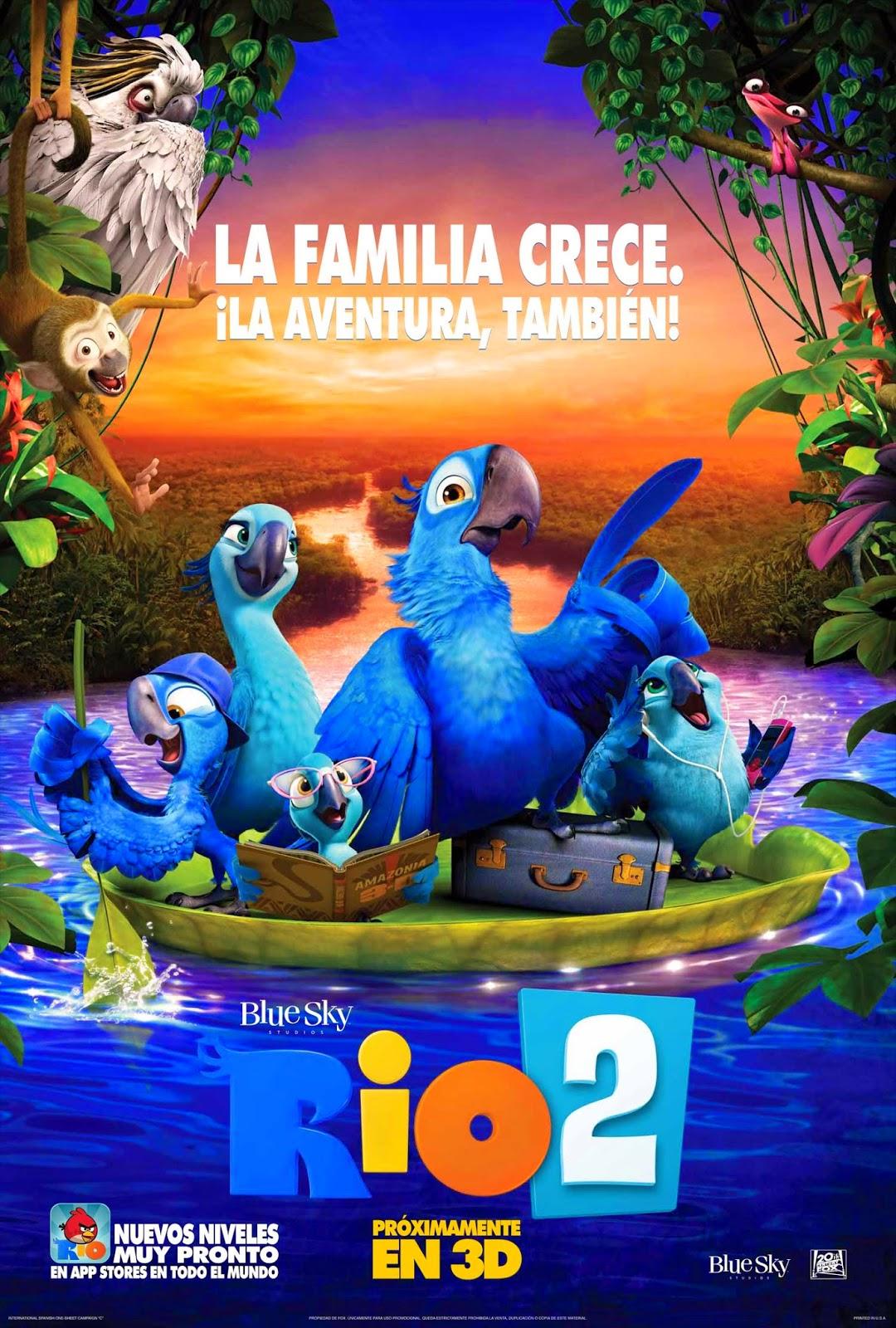 Rio 2 – DVDRIP LATINO