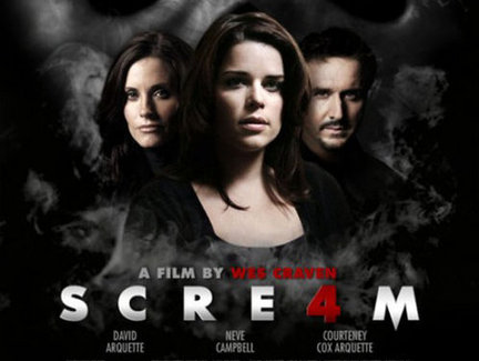 Scream 4 Hindi | Hollywood Hindi Dubbed | Mobile Movies ...