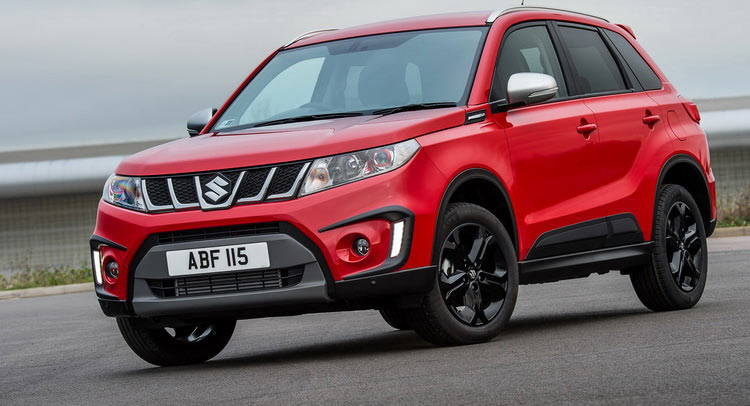 new suzuki vitara s debuts with turbo boosterjet 140ps engine. Black Bedroom Furniture Sets. Home Design Ideas