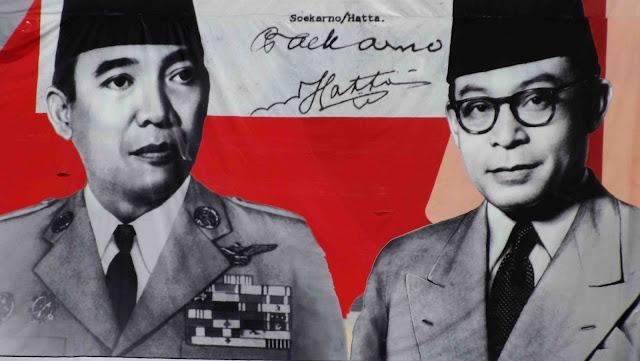 Proklamator Soekarno Hatta