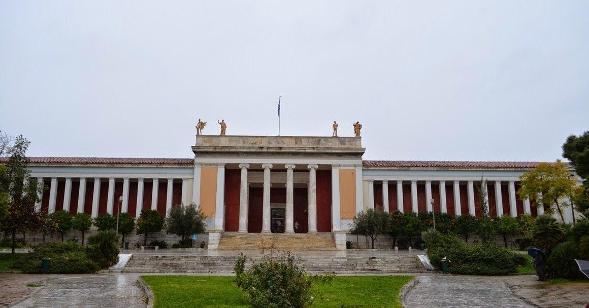 I viaggi di raffaella atene il museo archeologico nazionale for 1 1 2 piani di cottage storia