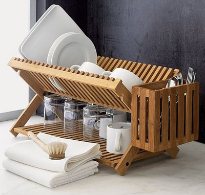 Bamboo Drying Rack2