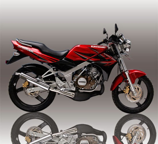 toko bagus motor ninja 250 tattoo design bild