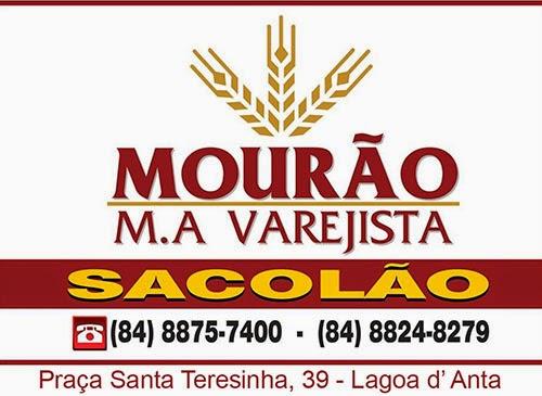 CHEGOU EM  LAGOA D'ANTA -  MOURÃO M.A SACOLÃO