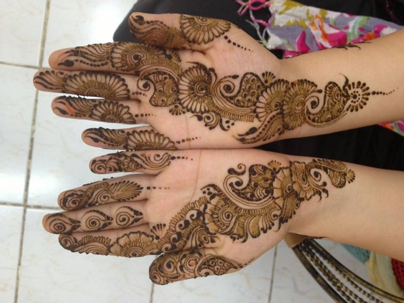 New Designs Mehndi Hands : New mehendi design download free makedes
