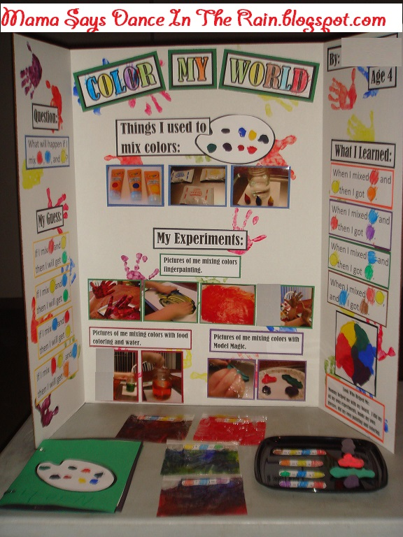 complete science fair projects