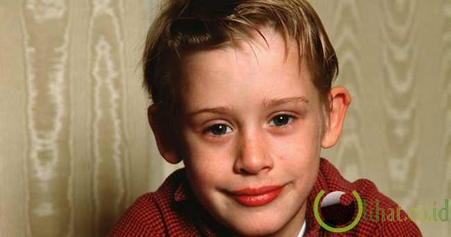 Macaulay Culkin - Kevin McCallister