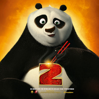 Kung Fu Panda 2 iPad Wallpaper 2
