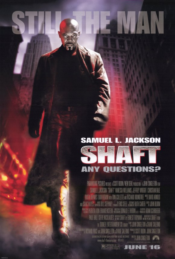 Shaft – Noch Fragen?