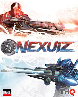 Nexuiz PC Game (cover)