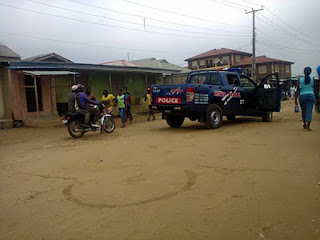Breaking News: Badoo Cult Group Moves To Ojodu Berger To Strike, Kills Lovers